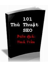 101 THỦ THUẬT SEO CHO NGƯỜI mới bắt đầu