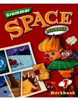Grammar space beginner WB 1