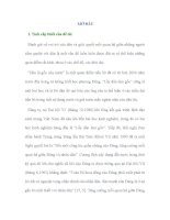 LUẬN án TIẾN SĨ -  mối QUAN hệ GIỮA ĐẢNG cầm QUYỀN và Nhân dân TRONG tư TƯỞNG hồ CHÍ MINH