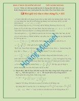 CHỨNG MINH ĐỊNH lý BHD5 CHI TIẾT   ví dụ