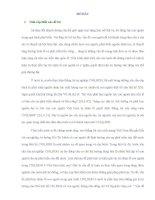 LUẬN án tiến sĩ -    tư TƯỞNG hồ CHÍ MINH về CON NGƯỜI và PHÁT HUY NHÂN tố CON NGƯỜI TRONG THỜI kỳ CÔNG NGHIỆP hóa, HIỆN đại hóa đất nước