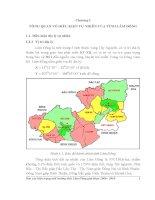 Báo cáo hiện trang môi trường tỉnh lâm đồng giai đoạn 2006   2010