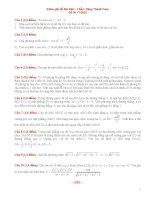 Đề thi thử toán thầy đặng thành nam_đề số 7