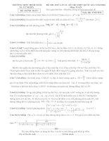 Free đề thi thử môn toán 2016 trường THPT minh châu lần 2