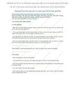TẬP hợp các đề THI TUYỂN DỤNG GIAO DỊCH VIÊN của NGÂN HÀNG TMCP QUÂN đội MB BANK