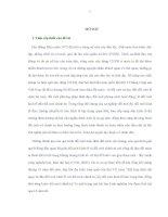 LUẬN án TIẾN sỹ   mối QUAN hệ GIỮA đổi mới KINH tế và đổi mới CHÍNH TRỊ ở nước TA HIỆN NAY
