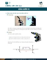 Kính hiển vi vật lý 11