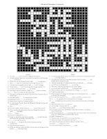 Electrical principles crossword
