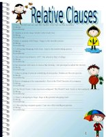 8076 relative clauses