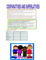 709 comparatives and superlatives