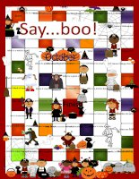 59898 halloween board game