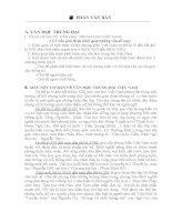 Tài liệu bồi dưỡng HSG lớp 9 môn ngữ văn