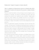 Writing Task 2 Sample 5