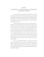 CHUYÊN đề CON ĐƯỜNG THỨ BA  của TRÀO lưu xã hội dân CHỦ   XU HƯỚNG CHÍNH TRỊ   xã hội CHỦ NGHĨA tư bản HIỆN đại