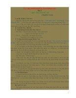 12 bài văn trọng tâm ôn thi THPT Quốc gia ngữ văn