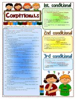 11805 conditionals  revision