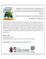 APPI encuentro pampeano 2016