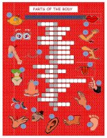 51990 parts of the body crossword