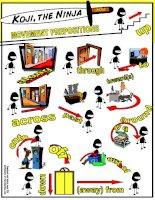 792 koji the ninja teaches movement prepositions