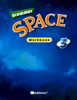 Grammar space 3 WB keys
