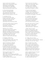 148   pronunciation poem