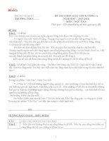 Tuyển tập 30 đề thi học sinh giỏi môn ngữ văn lớp 8 có lời giải