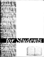 Novels for students vol 1