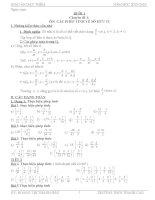giáo án dạy thêm toán 7 hay 2 buổi một tuần