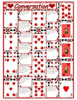 3823 playing cards  conversation game  4 pages with questions  directions 5 pages editable