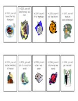 3484 fortune teller cards