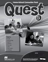 Quest 5 reinforcement book