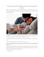 Vợ không tham gia bảo hiểm xã hội thì chồng có được hưởng chế độ thai sản hay không?