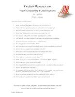 holidays fun fact quiz