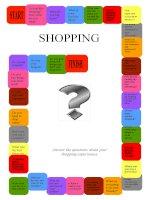60213 shopping board game