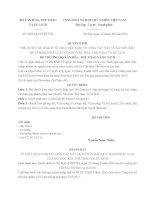 Quyết định 2823/QĐ-BVHTTDL Kế hoạch tổ chức hội nghị về công tác xây dựng văn bản quy phạm pháp luật