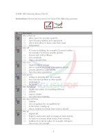 TOEFL iBT listening idioms test 28