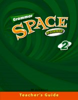 Grammar space beginner 2 TG