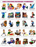daily 20routines 201 20pictionary 20poster 20vocabulary 20worksheet
