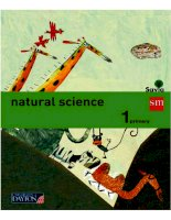 clil natural science 1 primary