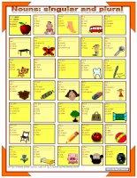 islcollective worksheets elementary a1 preintermediate a2 elementary school plural nouns regular plurals wi tbbes szm 189493852956e066e8736714 32920568