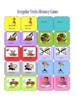 427 irregular verbs memory card game 1 3