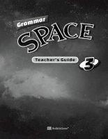 Grammar space 3 TG