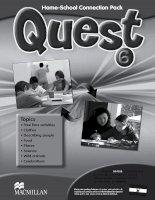 Quest 6 reinforcement book
