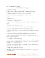 Soạn bài lớp 6: Thứ tự kể trong văn tự sự