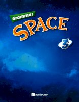Grammar space 3 SB keys