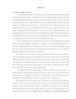 Nghiên cứu cơ sở khoa học xác định các thông số kỹ thuật hợp lý cho máy trộn bê tông xi măng kiểu cưỡng bức, chu kỳ hai trục ngang do Việt Nam chế tạo
