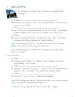 Sách giáo khoa tiếng anh 12 phần 12