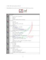 TOEFL iBT listening idioms test 18