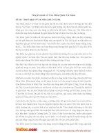 Văn mẫu lớp 8: Thuyết minh về Văn Miếu Quốc Tử Giám