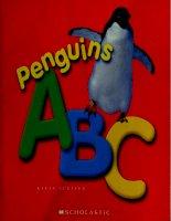 Penguin 39 s ABC by kebin schafer